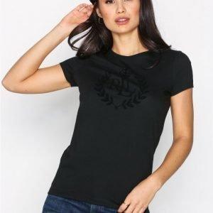 Lauren Ralph Lauren Katlin Knit T-Paita Black
