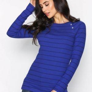 Lauren Ralph Lauren Kiwa Knit Neulepusero Blue / Black