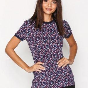 Lauren Ralph Lauren Meilyr Knit T-Paita Navy