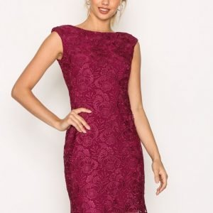 Lauren Ralph Lauren Montague Sleeveless Evening Dress Kotelomekko Purple