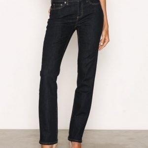 Lauren Ralph Lauren Prm Straight-5-Pocket-Denim Skinny Farkut Blue