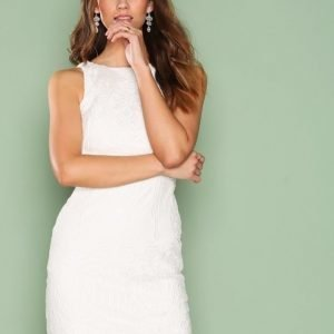 Lauren Ralph Lauren Toralina Dress Kotelomekko White