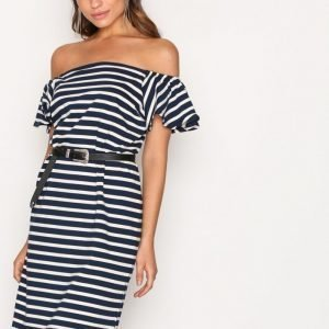 Lauren Ralph Lauren Varsteen Casual Dress Loose Fit Mekko Indigo