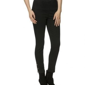 Laurie Sanna Cropped Slim Fit Housut