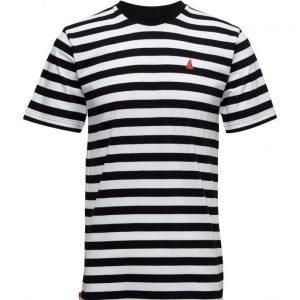 Le-Fix Stripe Tee lyhythihainen t-paita