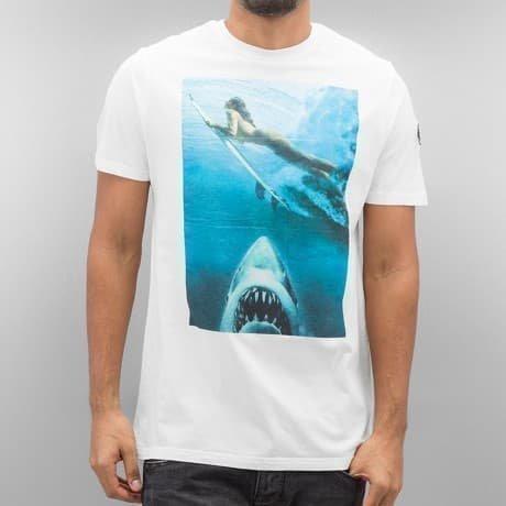 Le Temps Des Cerises T-paita Valkoinen