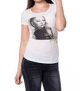 Le Temps des Cerises Tee-Shirt Femme Ejaka White