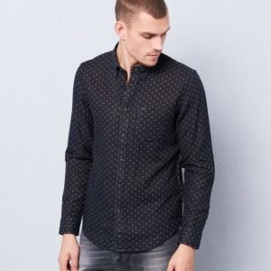 Lee BD Shirt Black squares