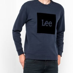 Lee College Jossa Logo Sininen