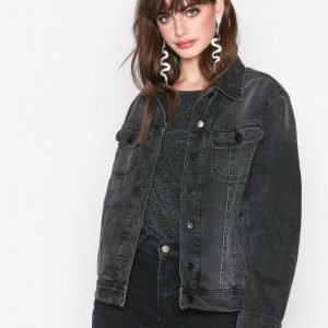 Lee Jeans 90s Rider Jacket Punk Farkkutakki Denim