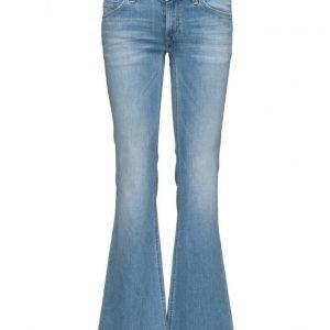 Lee Jeans Annetta leveälahkeiset farkut