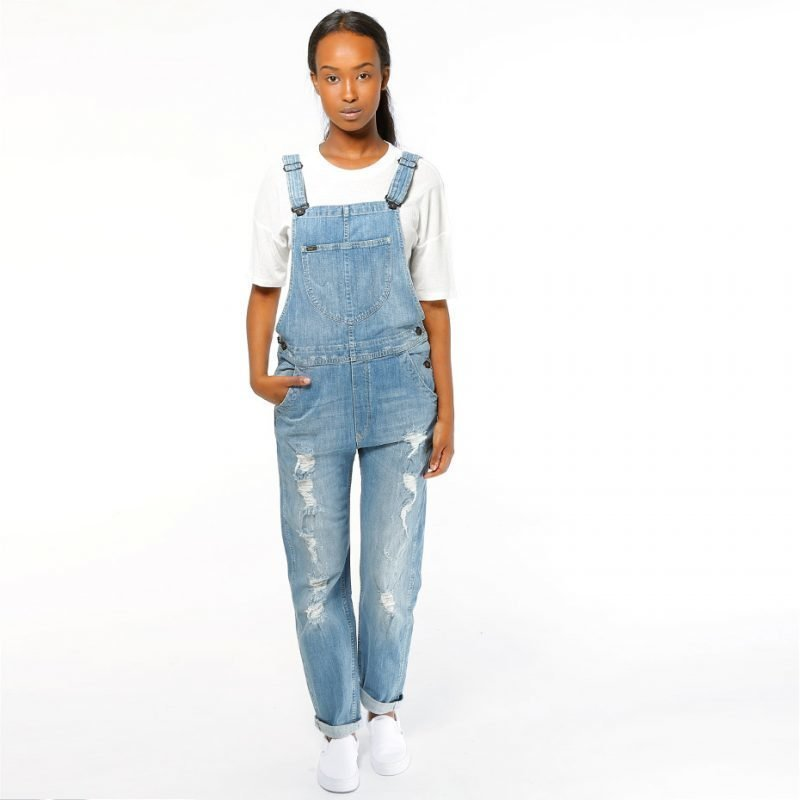 Lee Jeans BIB Oversized -henkselihousut