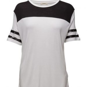 Lee Jeans Color Block Tee Black