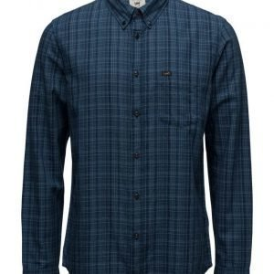 Lee Jeans Lee Button Down Deep Indigo