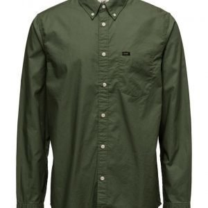 Lee Jeans Lee Button Down Military Green