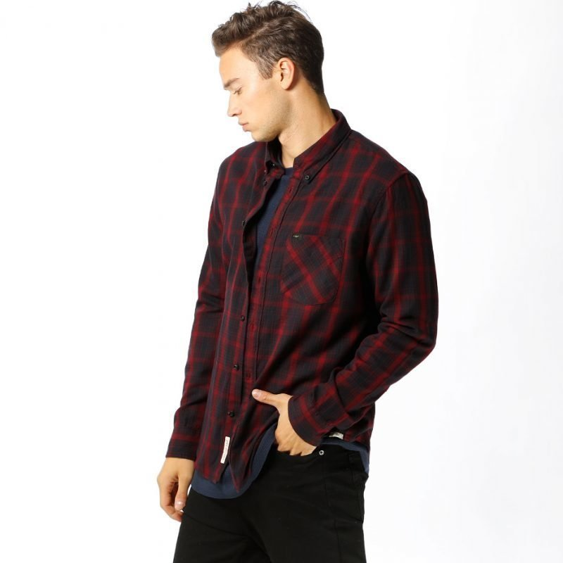 Lee Jeans Lee Button Down -kauluspaita