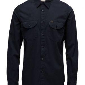 Lee Jeans Lee Worker Shirt Night Sky