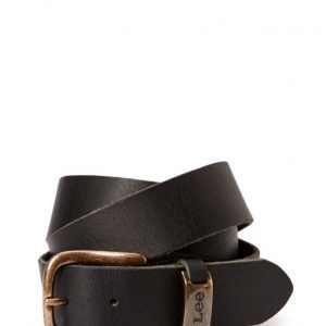 Lee Jeans Lj Belt Black vyö