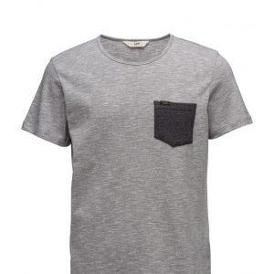 Lee Jeans Logo Tee lyhythihainen t-paita