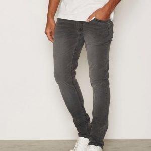 Lee Jeans Luke Black Lead Farkut Grey