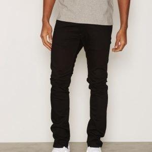 Lee Jeans Luke Clean Black Farkut Musta