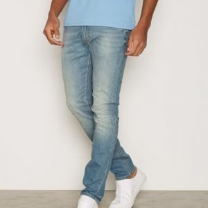 Lee Jeans Luke Sun Faded Green Farkut Denim