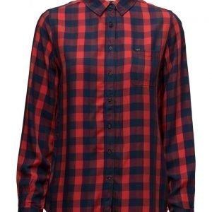 Lee Jeans One Pocket Shirt pitkähihainen paita