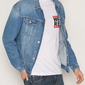 Lee Jeans Oversized Rider Jacket Takki Light