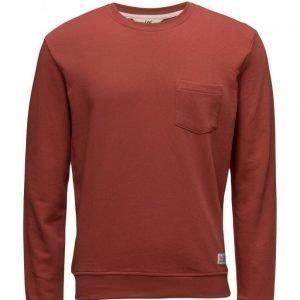 Lee Jeans Pocket Sws Faded Red svetari