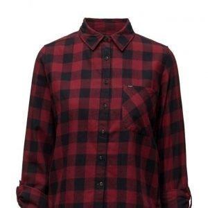 Lee Jeans Relaxed Shirt pitkähihainen paita