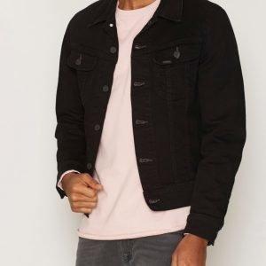 Lee Jeans Rider Jacket Takki Black