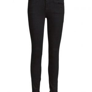 Lee Jeans Scarlett Black Rinse skinny farkut
