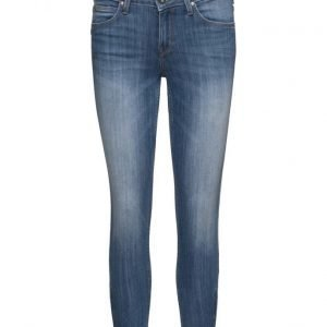 Lee Jeans Scarlett Cropped Blue Monday skinny farkut