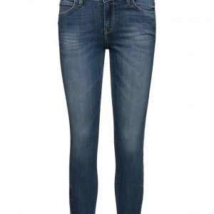 Lee Jeans Scarlett Cropped Night Sky skinny farkut