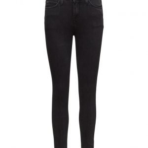 Lee Jeans Scarlett High Charcoal Powder skinny farkut