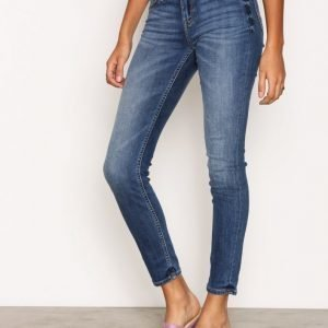 Lee Jeans Scarlett Midtown Blues Skinny Farkut Midtown Blues