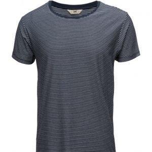 Lee Jeans Ss Stripe Tee Deep Indigo lyhythihainen t-paita