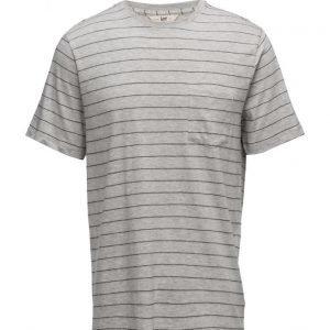 Lee Jeans Stripe Tee lyhythihainen t-paita