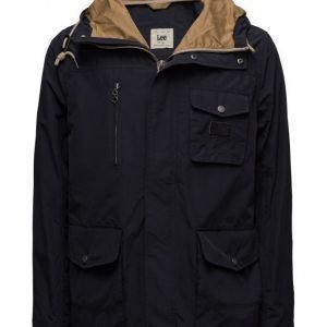 Lee Jeans Summer Parka Night Sky parkatakki