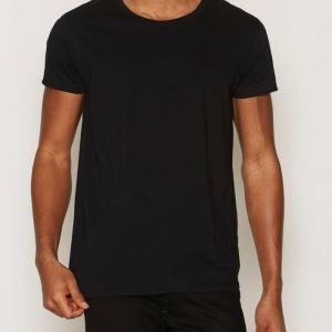 Lee Jeans Ultimate Tee Black T-paita Black