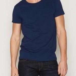 Lee Jeans Ultimate Tee Deep Indigo T-paita Indigo