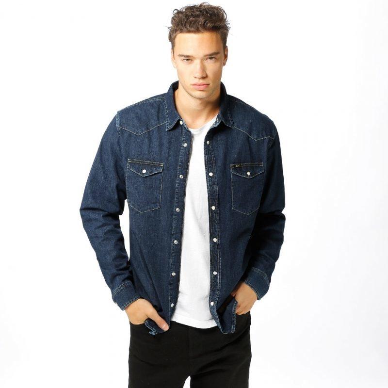 Lee Jeans Western -kauluspaita