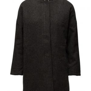 Lee Jeans Wool Cocoon Coat villakangastakki