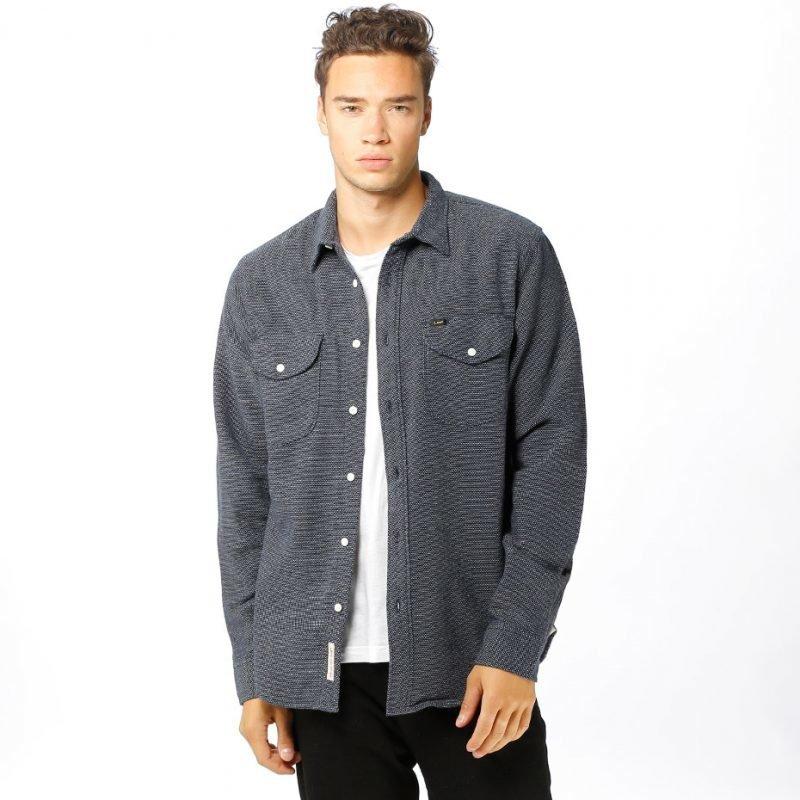 Lee Jeans Worker -kauluspaita