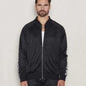 Les Artists Track Jacket Black
