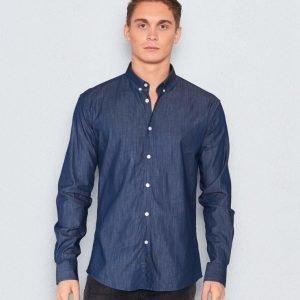 Les Deux Amiens Shirt Dark Denim