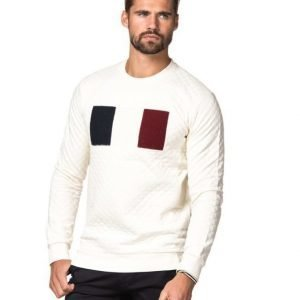 Les Deux BBR Sweat Cream White