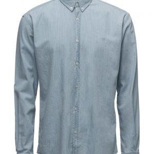 Les Deux Chambray Shirt Amiens