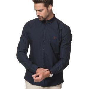 Les Deux Norregaard Shirt Navy
