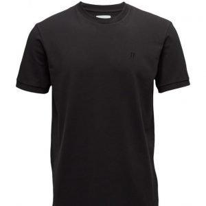 Les Deux T-Shirt Pique lyhythihainen t-paita